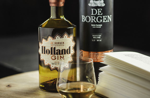 Image of DE BORGEN GENEVER