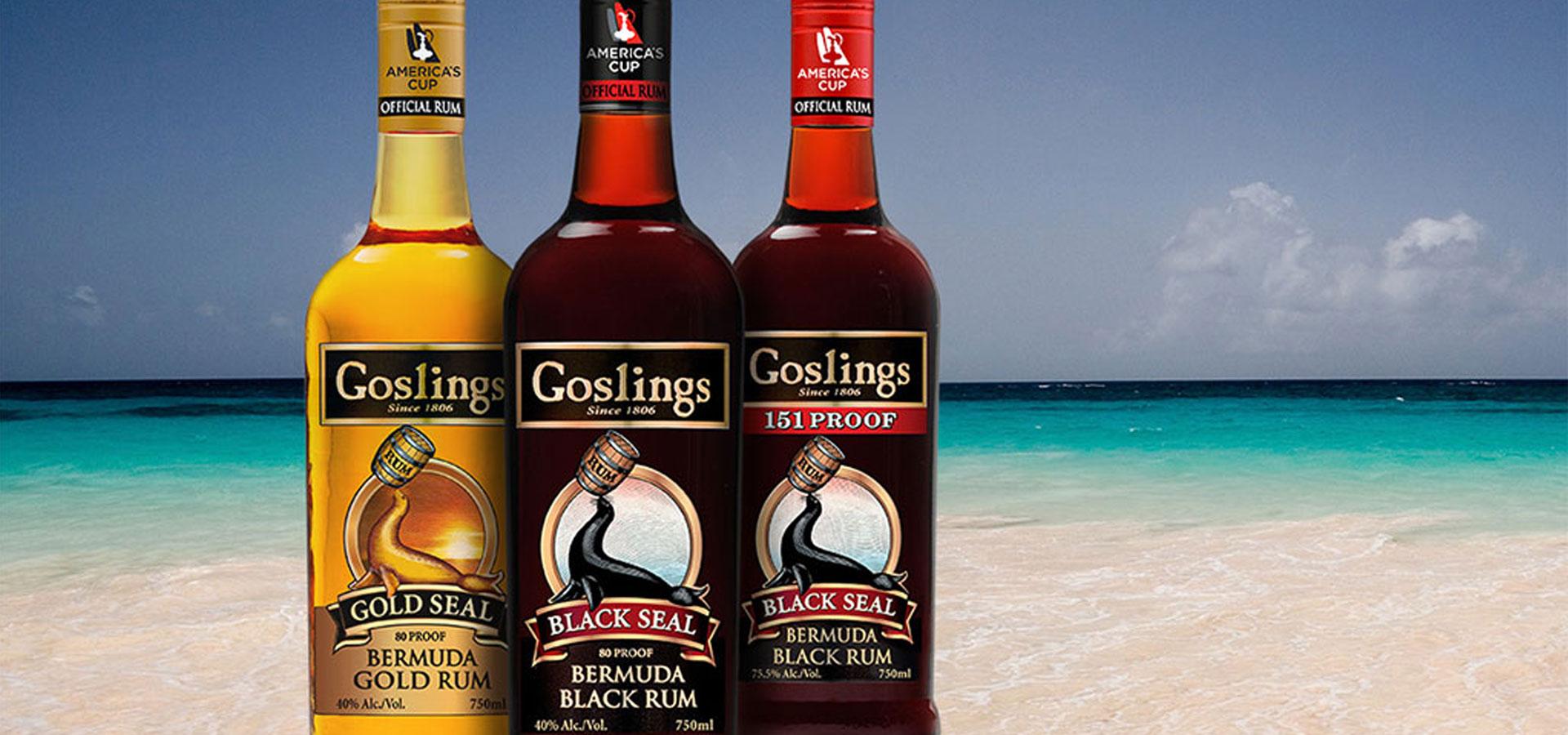 Image of GOSLINGS RUM