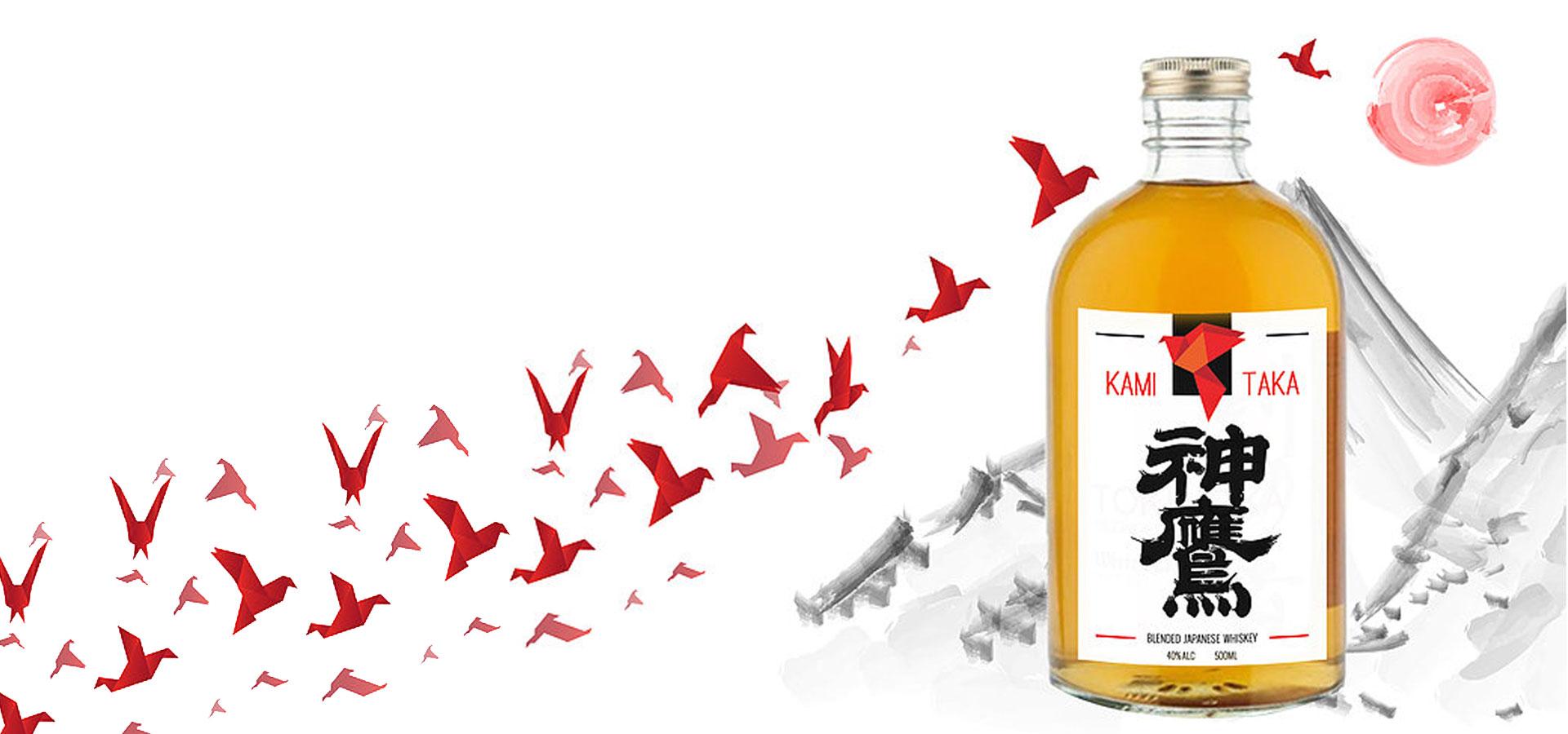 Image of KAMITAKA JAPANESE WHISKEY