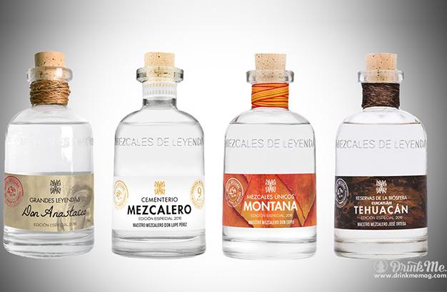 Image of Mezcales de Leyenda