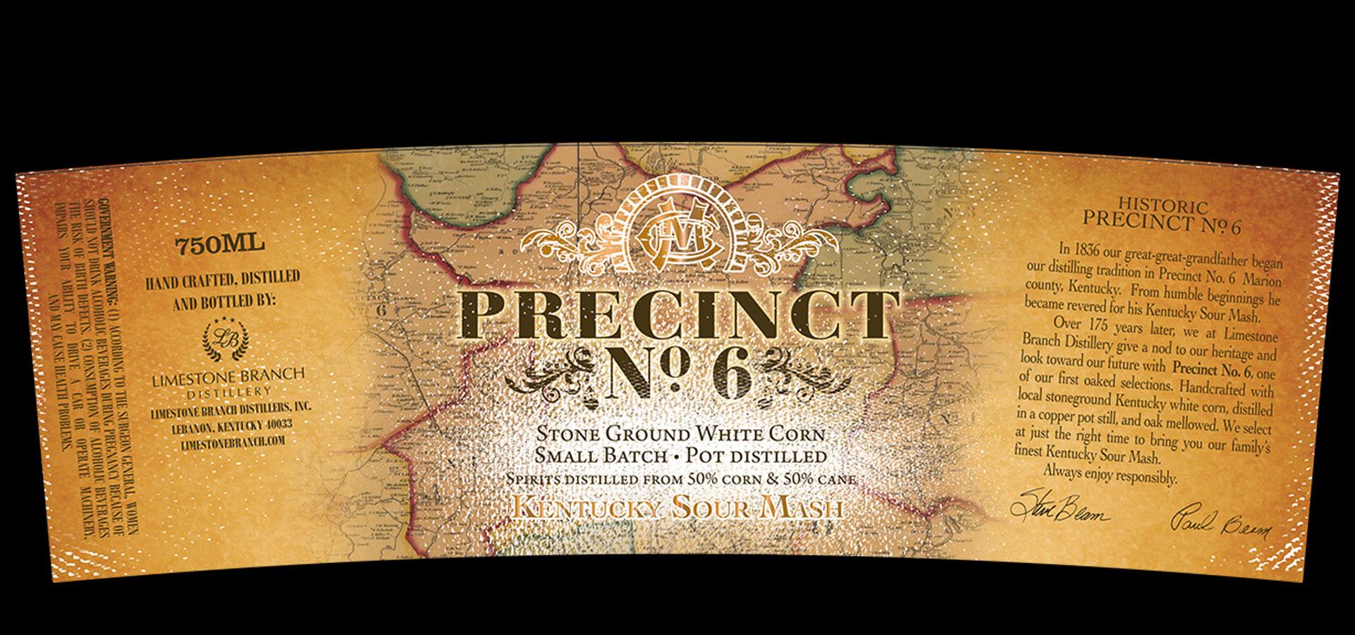 Image of PRECINCT No. 6 BOURBON