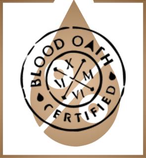 Image BLOOD OATH BOURBON