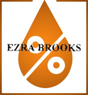Image EZRA BROOKS BOURBON