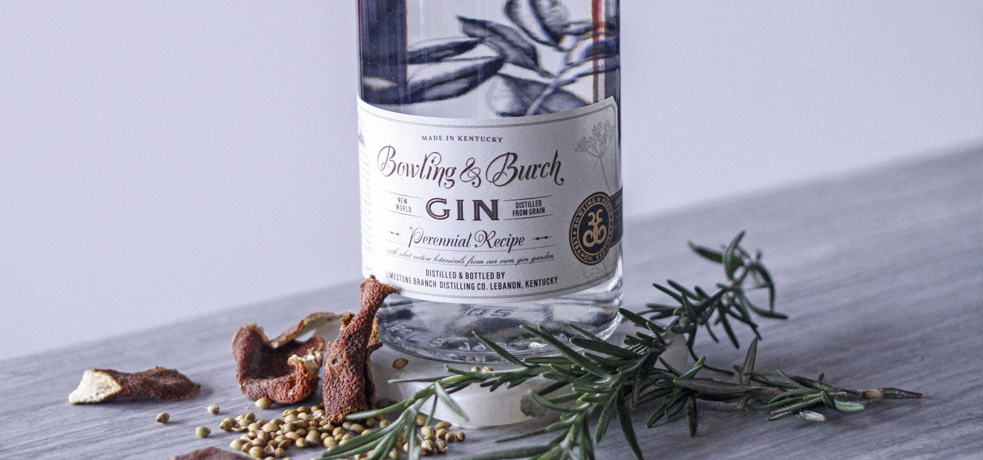 Image of Bowling & Burch Gin