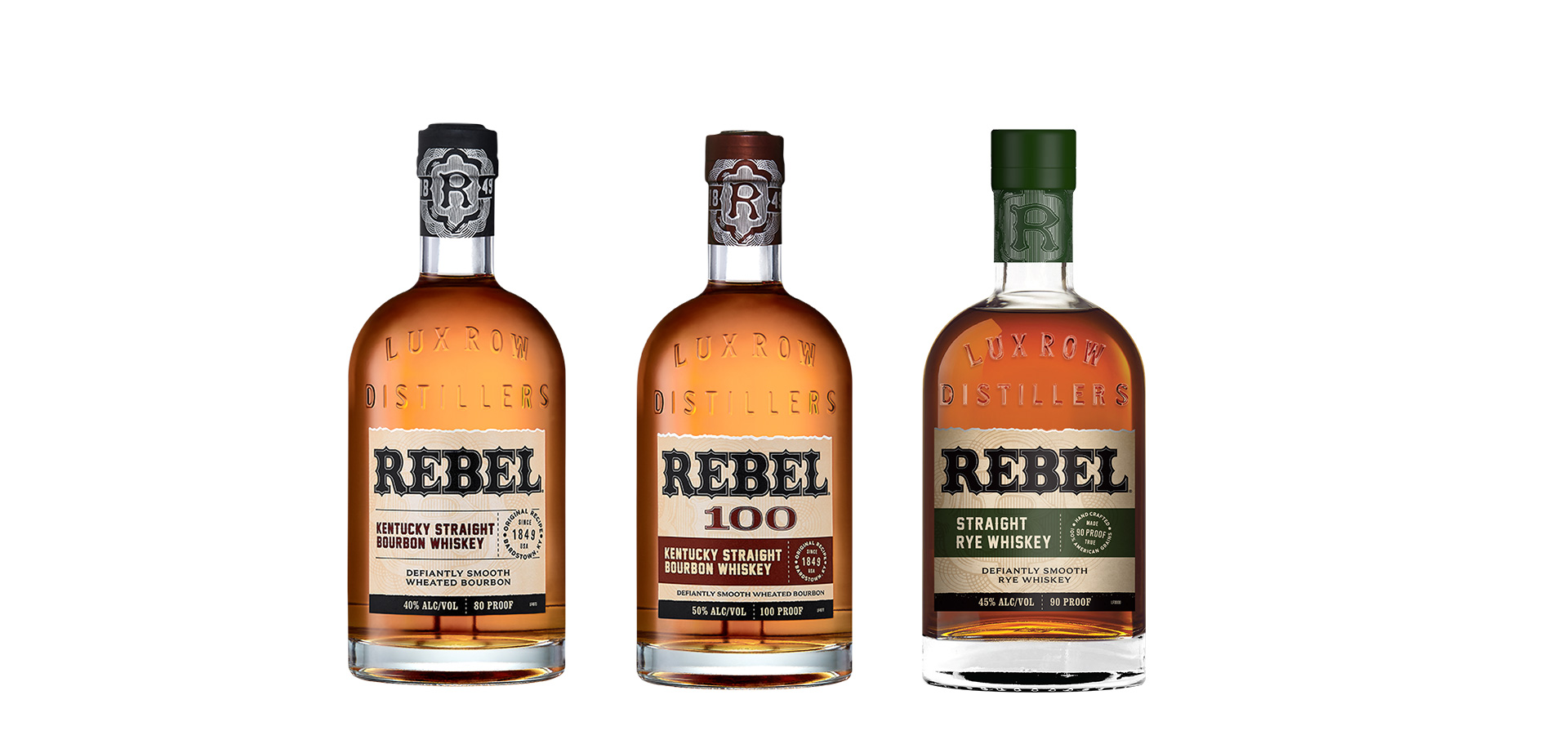 Image of REBEL YELL BOURBON