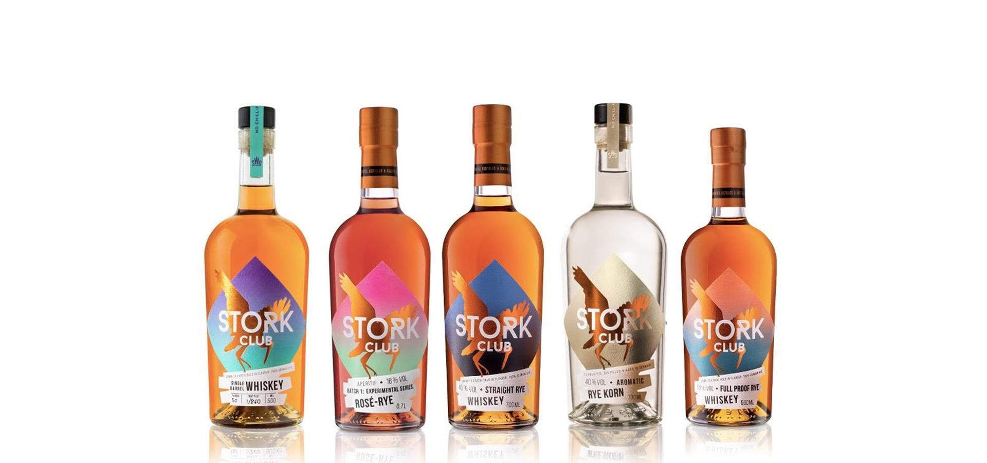 Image of Stork Whiskey